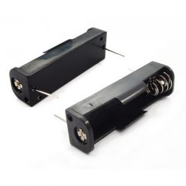 1 x AA PCB Mount Battery Holder - 2PCs.