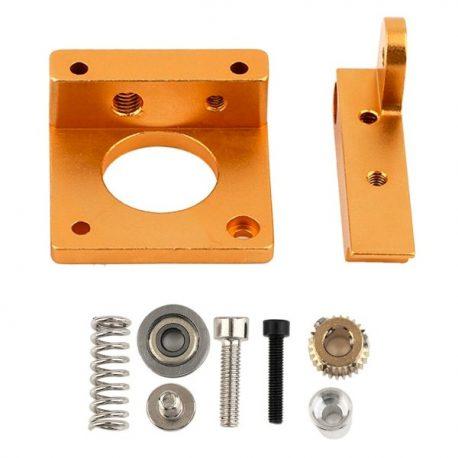 MK8 Extruder Aluminium Block DIY Kit