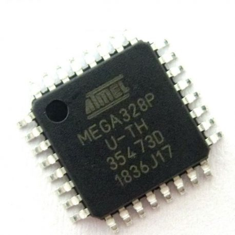 ATmega328P U-TH Microcontroller