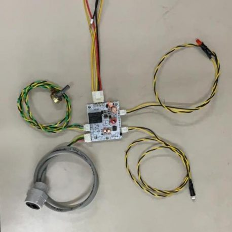 Automatic Sanitizer Circuit 12VDC