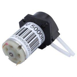 12Vdc 5000RPM Peristaltic Dosing Pump