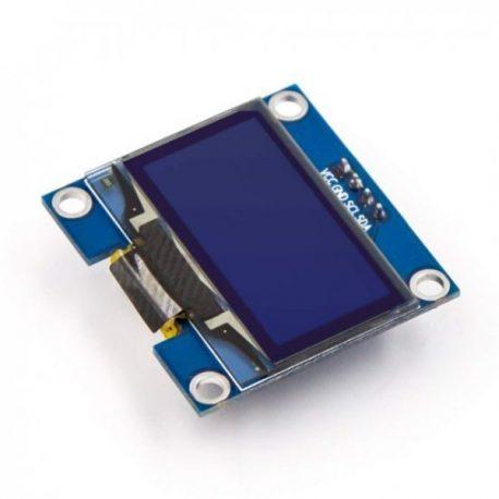 1.3 Inch I2C IIC OLED 4 pin LCD Module 4pin-Blue