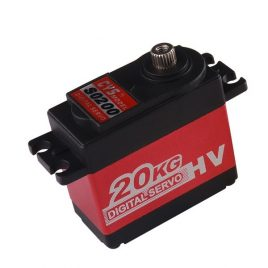 CYS-S0200 20Kg High Torque Waterproof Digital Metal Gear Servo