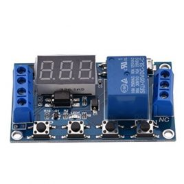 Multi-Function Delay Time Module Switch Control Relay Cycle Timer