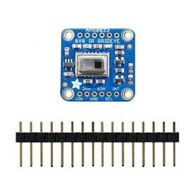 AMG8833 IR Thermal Camera Breakout Board