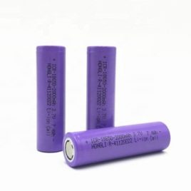 ICR18650 2000mAh 3.7V Lithium-Ion Battery