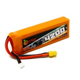 ORANGE 4200mAh 3S 35C Lithium Polymer Battery Pack