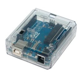 Transparent Case For Arduino Uno R3