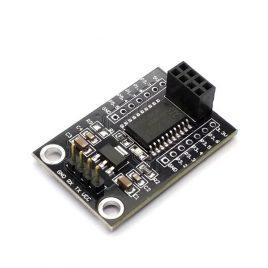 STC15L204 Wireless Development Board +NRF24L01+UART Interface