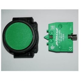 Flat Push button With Element NO Type