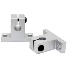 SK8 8MM Linear Bearing Rail Support XYZ Shaft Table CNC Router SH8A