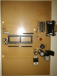 8051 Development board with GPB