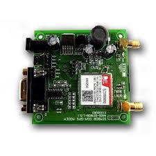 SIM808 GPS-GSM WITH ANTENNA